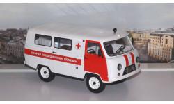 УАЗ-3962 Скорая помощь  SSM