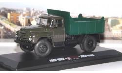 ЗИЛ  ММЗ 4502 (поздняя решётка) зеленый Ультра, масштабная модель, 1:43, 1/43, ULTRA Models