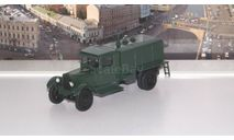 ЗИС-5 / ВМЗ  темно-зеленый НАП, масштабная модель, Наш Автопром, scale43