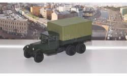 ЗИС-6А, темно-зеленый  НАП, масштабная модель, Наш Автопром, scale43