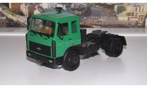 МАЗ 54321  (1988-1991г.)  зеленый   НАП, масштабная модель, 1:43, 1/43, Наш Автопром
