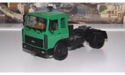 МАЗ 54321  (1988-1991г.)  зеленый   НАП