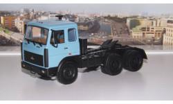 МАЗ 64221  (1989-1991г.) голубой   НАП