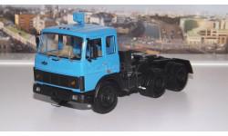 МАЗ 6422  (1981-1985г.) синий   НАП, масштабная модель, 1:43, 1/43, Наш Автопром