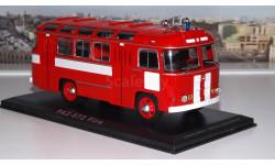 ПАЗ 672М Пожарный (1980г.) ClassicBus, масштабная модель, 1:43, 1/43