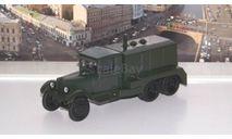 ЗИС-6 ВМЗ, зеленый  НАП, масштабная модель, Наш Автопром, scale43