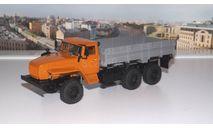УРАЛ 43202-31 (двигатель ЯМЗ-238) АИСТ, масштабная модель, 1:43, 1/43, Автоистория (АИСТ)
