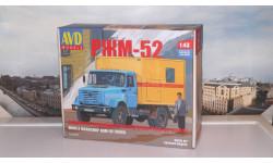 Сборная модель Ремонтно-жилищная мастерская РЖМ-52 (4333)  AVD Models KIT