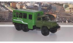 Вахтовый автобус 32104 (Зил-131)  Наши Грузовики № 20