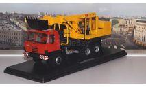 Экскаватор-планировщик UDS-114A (на шасси Tatra-815)   SSM, масштабная модель, 1:43, 1/43, Start Scale Models (SSM)