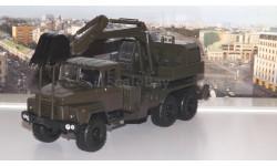 КрАЗ-260 ЭОВ-4422 Экскаватор, хаки     НАП