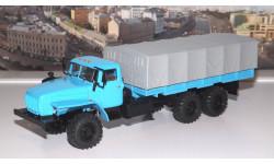 Урал 4320-0911  (длиннобазный)  АИСТ