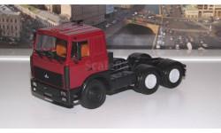 МАЗ 6432 седельный тягач (красный) АИСТ