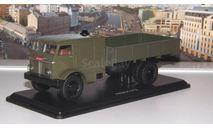 Паровой грузовой автомобиль НАМИ-012, 1949 г. SSM, масштабная модель, 1:43, 1/43, Start Scale Models (SSM)