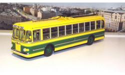 ТБУ 1 троллейбус городской (1955г.) Ультра