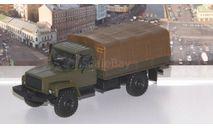 ГАЗ 3308  Наши Грузовики № 21, масштабная модель, scale43