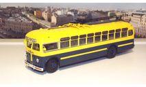 МТБ 82Д (1947-1951г.) жёлто-синий Ультра, масштабная модель, 1:43, 1/43, ULTRA Models