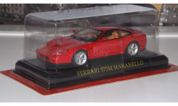 Ferrari Collection №14 575M Maranello, журнальная серия Ferrari Collection (GeFabbri), 1:43, 1/43