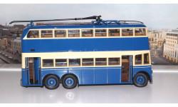 троллейбус  ЯТБ 3   2-х дверный (1938-1939г.) Ультра