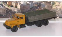 КРАЗ-257Б1     Наши Грузовики № 24, масштабная модель, scale43