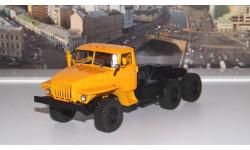 УРАЛ  44202 седельный тягач 6х6 АИСТ, масштабная модель, 1:43, 1/43, Автоистория (АИСТ)