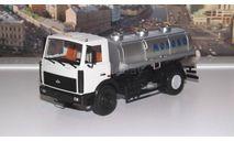 АЦИП 7,7 Молоко (МАЗ 5337) АИСТ, масштабная модель, scale43, Автоистория (АИСТ)