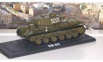 Наши Танки №6, КВ-85  MODIMIO, журнальная серия масштабных моделей, MODIMIO Collections, scale43