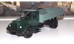 ЯАЗ 200 бортовой (зелёный)  АИСТ, масштабная модель, 1:43, 1/43, Автоистория (АИСТ)