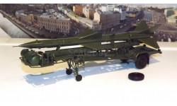 ТЗМ  ПР11 (с ракетой 20ДСУ)  хаки  DiP