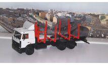 МАЗ-6303 сортиментовоз  АИСТ, масштабная модель, scale43, Автоистория (АИСТ)