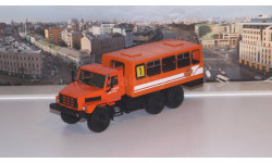 Вахтовый автобус 4322   Наши Грузовики № 31