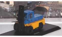 Львовский автопогрузчик АП-4014 (жёлто-голубой)   ModelPro