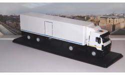 МАЗ-5440 с полуприцепом ОДАЗ-9786  SSM