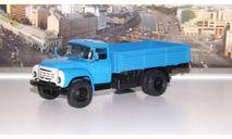 ЗИЛ 130-76 бортовой (новая решетка), св.синий Ультра, масштабная модель, 1:43, 1/43, ULTRA Models