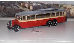ЯА 2 ЯГАЗ автобус (1934г.) красный  Ультра