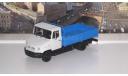 ЗИЛ-5301  Наши Грузовики № 33, масштабная модель, scale43