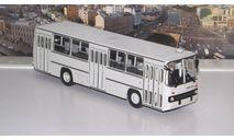 Ikarus-260 белый   Икарус  СОВА, масштабная модель, Советский Автобус, scale43