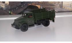 ГАЗ 63А высокий борт, зеленый  НАП
