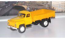 ГАЗ 52-84 Автоэкспорт, желтый  НАП, масштабная модель, 1:43, 1/43, Наш Автопром