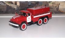 ПНС 110 (ЗИЛ 131), пожарный  АИСТ, масштабная модель, 1:43, 1/43, Автоистория (АИСТ), МАЗ