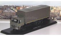 КАМАЗ-65117 бортовой (рестайлинг)  SSM, масштабная модель, scale43, Start Scale Models (SSM)