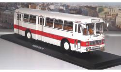 """ИКАРУС 556.10 c номерами и указателями """"Вход"""" """"Выход"""" ClassicBus, масштабная модель, scale43, Ikarus"""