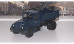 МАЗ 205 самосвал, синий АИСТ
