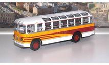 ЗИЛ 158А Экскурсионный СОВА, масштабная модель, scale43, Советский Автобус