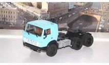 КАМАЗ-54112     Наши Грузовики № 39, масштабная модель, scale43
