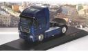IVECO Stralis 2012 Metallic Blue  IXO, масштабная модель, 1:43, 1/43