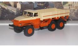 УРАЛ 377 бортовой, Автоэкспорт  АИСТ, масштабная модель, 1:43, 1/43, Автоистория (АИСТ)