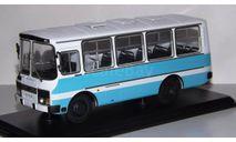 ПАЗ 3205 пригородный SSM, масштабная модель, scale43, Start Scale Models (SSM)