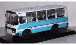 ПАЗ 3205 пригородный SSM, масштабная модель, 1:43, 1/43, Start Scale Models (SSM)