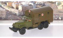 ЗИЛ-157 КУНГ-1М    Наши Грузовики № 40, масштабная модель, scale43